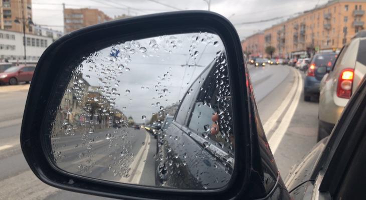 Репортаж из пробки: от каких важных дорожных проектов отказалась администрация Рязани