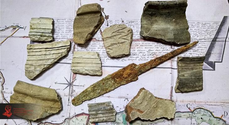 Рязанские археологи раскопали артефакты, которым уже 8 веков