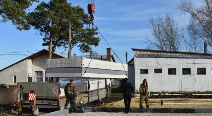В Сараевском районе до конца года построят новый ФАП