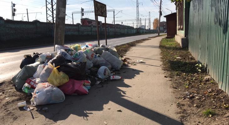 МинЖКХ: свозить в Рязань мусор из других регионов незаконно