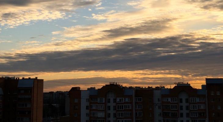 О погоде в Рязани - в выходные будет тепло и снежно