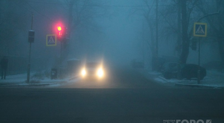В четверг в Рязани ожидается туман и гололедица
