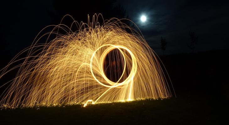 Фестиваль огня и света в Рязани - начало 5 января