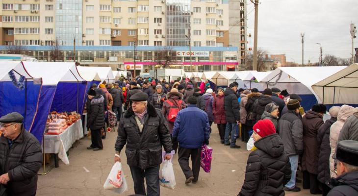 В 2019 году на рязанских ярмарках продали товаров более чем на 300 миллионов рублей