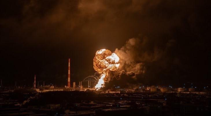Пожар на НПЗ в Ухте: всё, что известно на данный момент