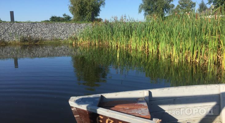 Археологи нашли в Оке дореволюционное деревянное судно