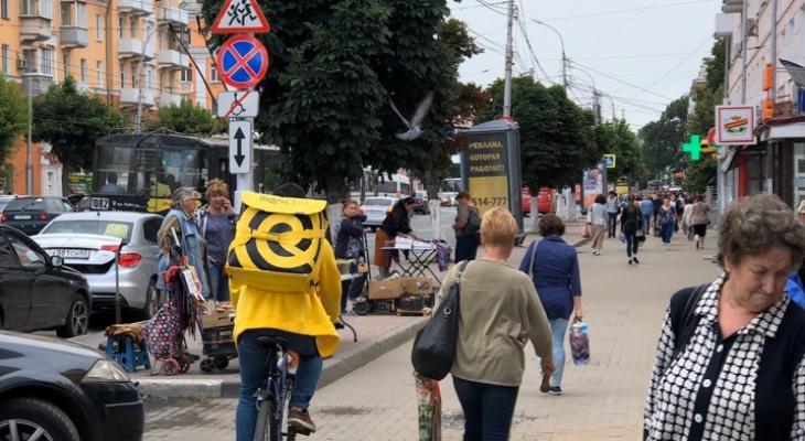 В мэрии решили бороться с разномастными вывесками в Рязани: вводится дизайн-код города