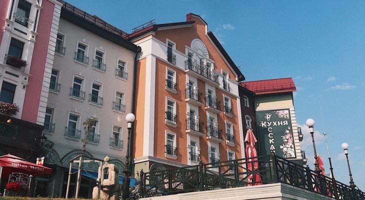 Сколько стоит номер в рязанской гостинице? Рейтинг Росстата