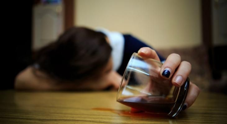 В 2019 году около 200 рязанцев насмерть отравились алкоголем