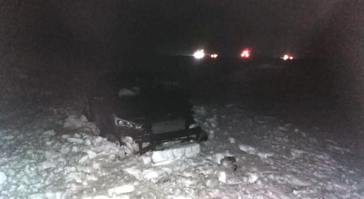 СМИ: в Ряжском районе столкнулись две легковушки и два грузовика
