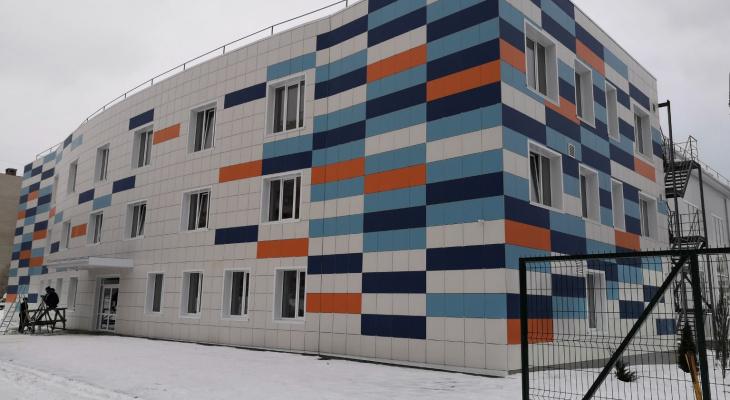 В феврале в Рязани откроют новый спорткомплекс