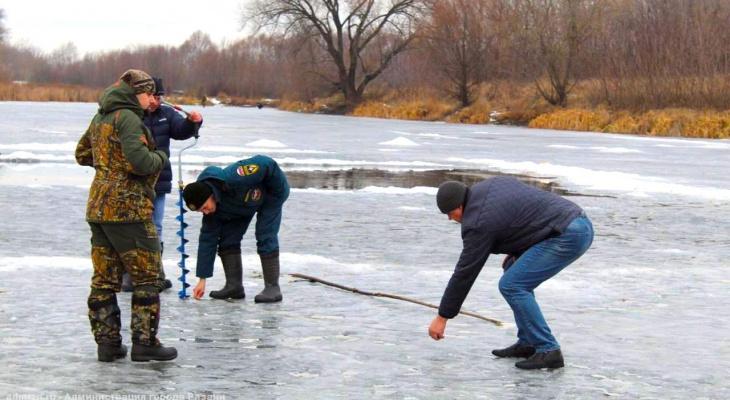 Крещение: купель на Ореховом озере оценила комиссия администрации и МЧС