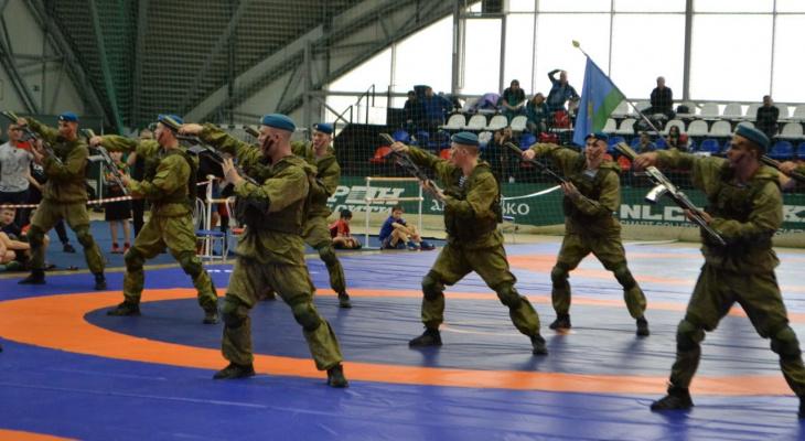 Впервые в Рязани: в городе стартовал первый всероссийский турнир по грэпплингу
