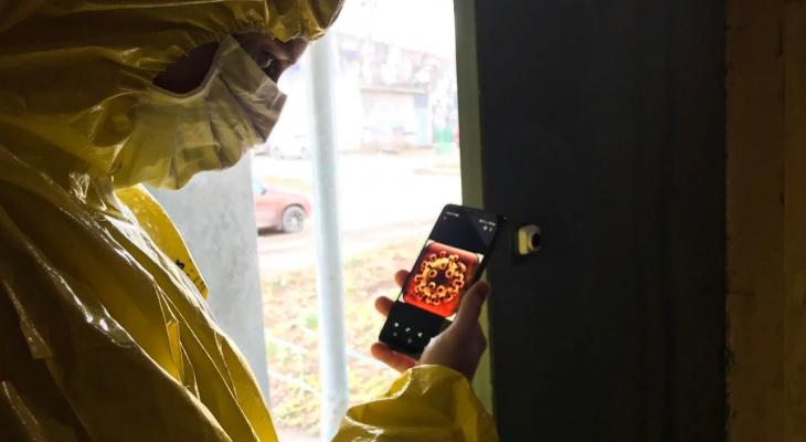 Оперштаб: в Рязанской области коронавирус подтвердили еще у 91-го человека