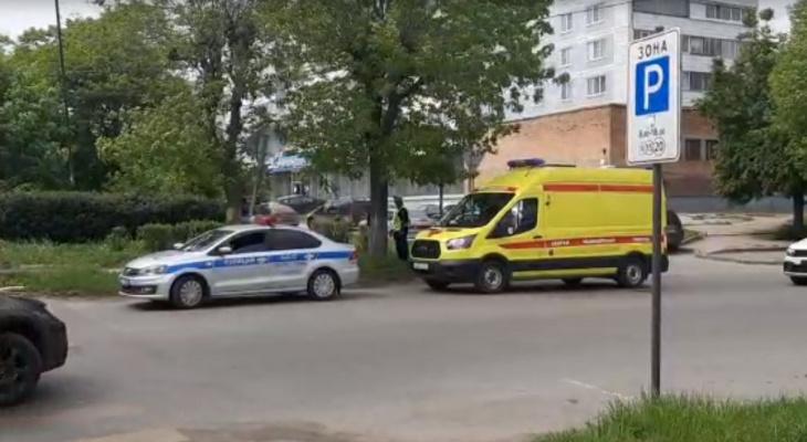Сбил двух женщин: в Рязани водитель сбежал с места аварии