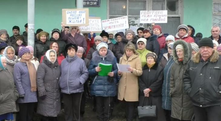Минобороны больше ни при чем: квартиры желтухинского военного городка передали в собственность района