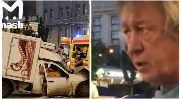 В подписке о невыезде отказали: Михаила Ефремова задержали