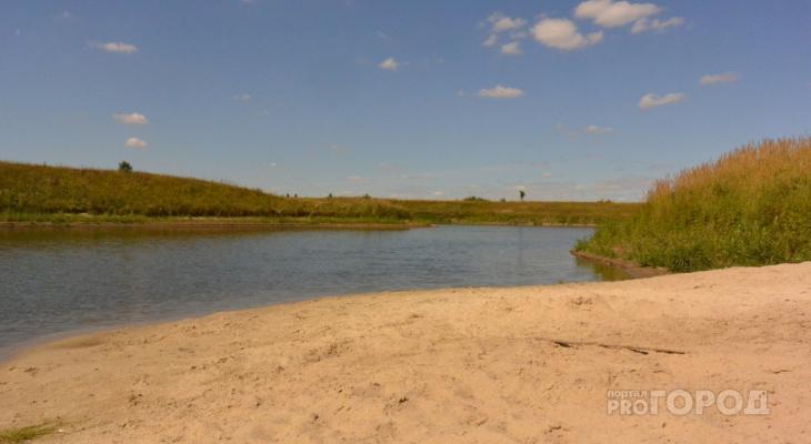 Где позагорать и провести пикник в Рязани: отправляйтесь на безопасный пляж в поселке Караси!
