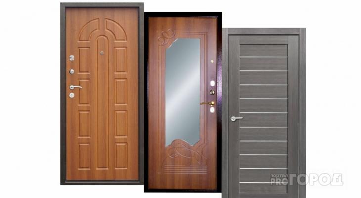Магазин «Сезам» -  металлические и межкомнатные двери