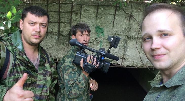 Путешествие под землю: рязанский экстремал побывал в коллекторе под Московским шоссе и рассказал, что он там нашел