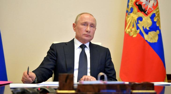 """Путин выступит с очередным """"коронавирусным"""" обращением: возможно, подведут итоги пандемии"""
