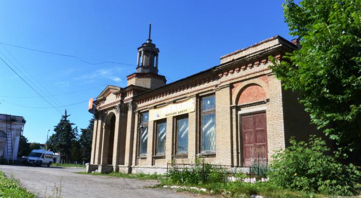 Разрабатывается документация: в Рязани хотят благоустроить Торговый городок
