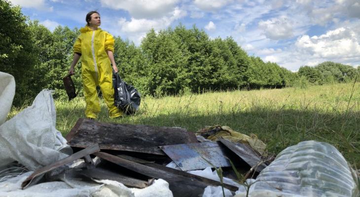 Круговорот свинства на реке Плетенка: рязанцам надо учиться культуре отдыха
