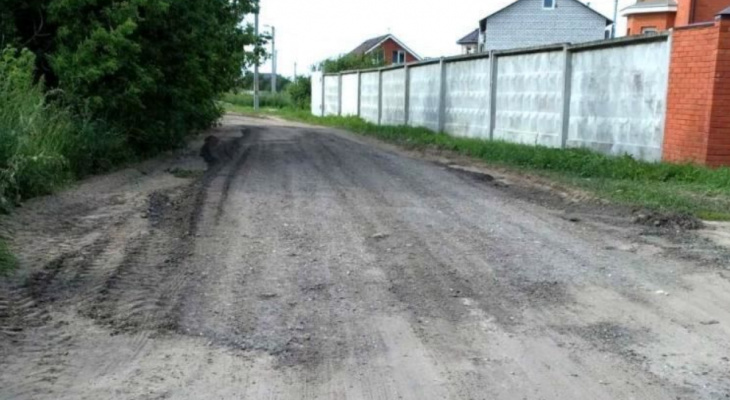 Жители Семчина дождались: администрация отремонтировала три улицы