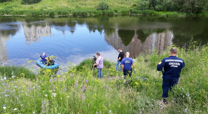 Вытаскивают мешками: в пруду в Дашково-Песочне массово погибла рыба