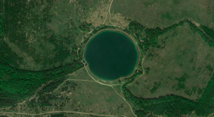 Поездка выходного дня: Святое озеро, Шиловский район