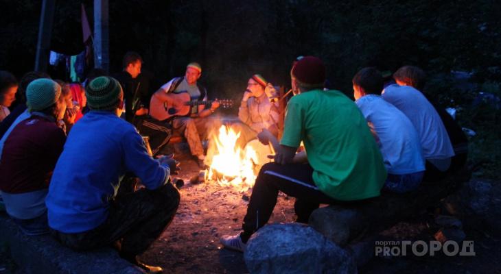 Летние лагеря Рязанской области заработали 15 июля
