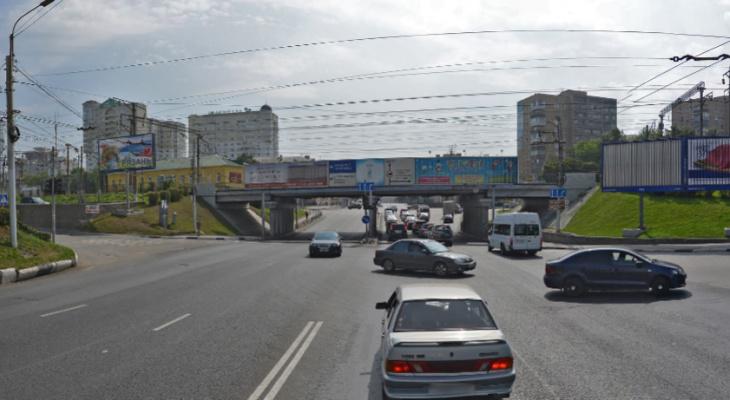 Новая схема движения: с Московского шоссе разрешили поворачивать налево к вокзалу Рязань-1