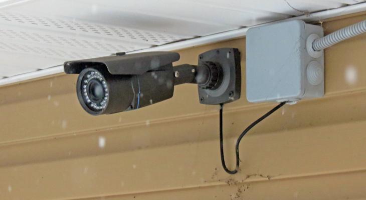 7 эпизодов: рязанца подозревают в краже камер видеонаблюдения