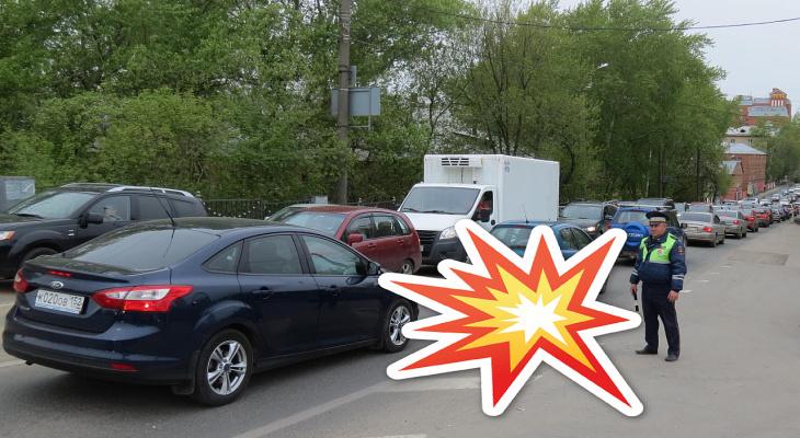 """""""Теперь еще и на Ленина стоять"""": что думают рязанские водители о реконструкции Лыбедского моста"""