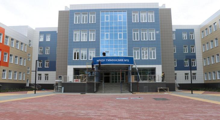 Финальный этап работ: школа на Братиславской практически готова к открытию
