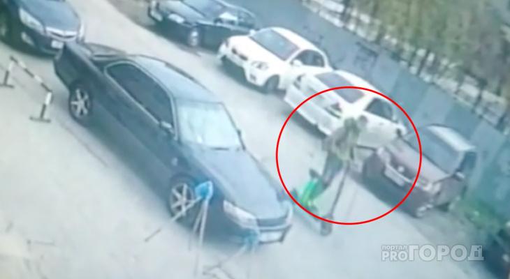 Женщина в красном, откликнись! Пострадавшие ищут очевидцев аварии с электросамокатом