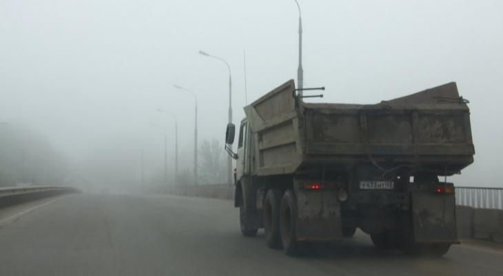 А мог быть юбилей: урязанца арестовали грузовик из-за 91 неоплаченного штрафа