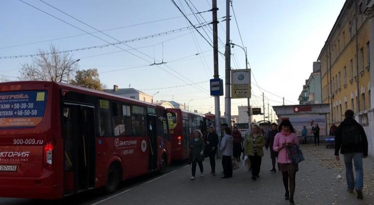 Обещали решить проблему: рязанская маршрутка №66 ходит раз в 40 минут
