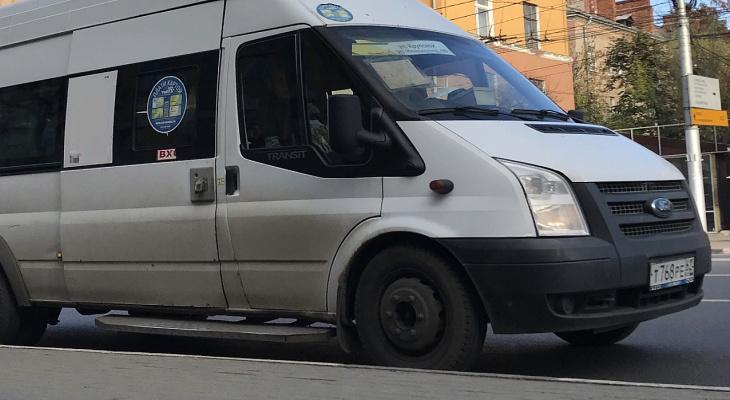 Народный контроль: каждое утро маршрутка №85 забита до отказа