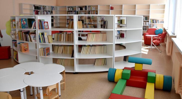 Читать будет не скучно: в Рязанской области открылась первая модельная библиотека нового поколения