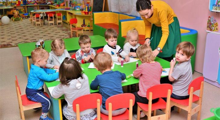 80 дополнительных мест: в Рязани хотят расширить детсад №7