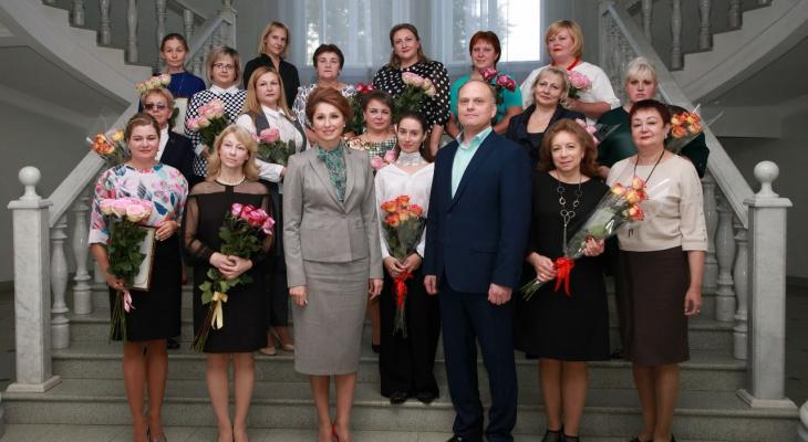 Торжественное событие: Юлия Рокотянская поблагодарила рязанских учителей