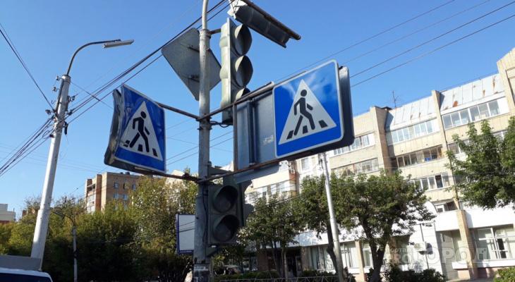 Долго спорили и решили: на Ленина в Рязани установят светофор