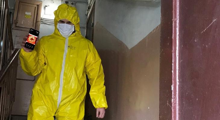 Новые данные: в Рязанской области зарегистрировано 9908 случаев заболевания коронавирусом