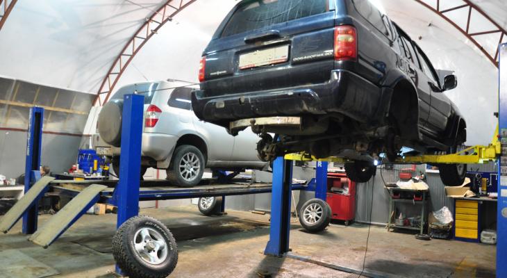 """Никаких """"разборок"""": в России могут ужесточить ремонт автомобилей"""