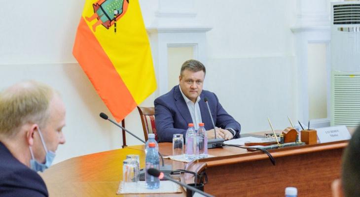 Николай Любимов внес изменения в распоряжение о режиме повышенной готовности
