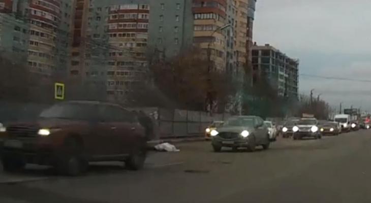 Подробности: в ДТП на улице Есенина погиб водитель