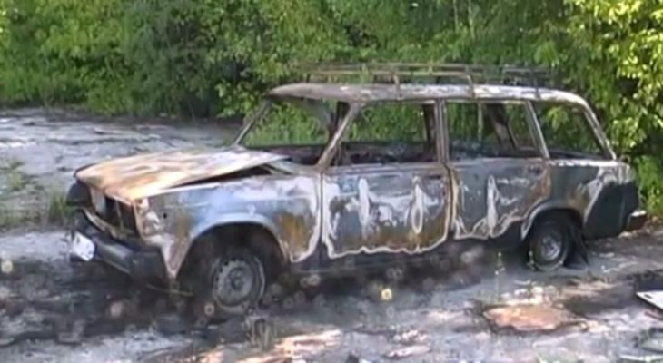 Дали условный срок: в Рязани осудили поджигателей автомобиля