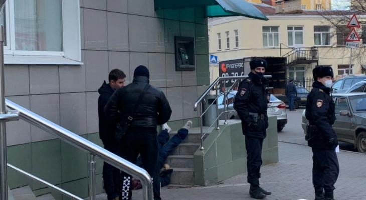 Криминала нет: следователи прокомментировали ситуацию с умершим в центре города рязанцем