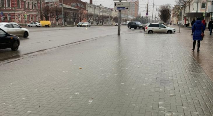 Из-за плохой погоды: мэрия обратилась к рязанцам